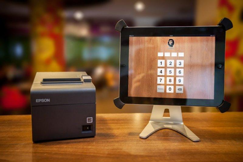 Касса на iPad, Android и ноутбуке