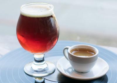 Кофейни и пиво