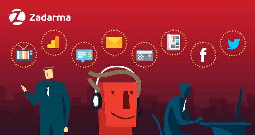 Zadarma: IP-телефония, облачная АТС, интеграция с CRM
